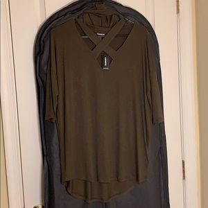 Olive Green Express Tunic